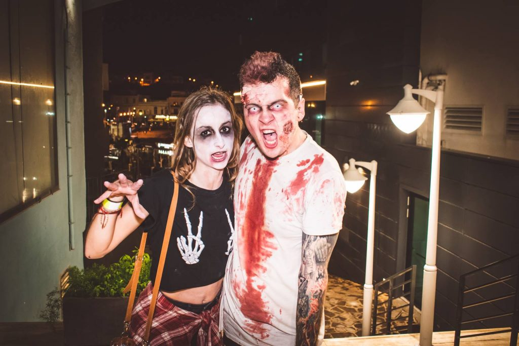 picture of zombie